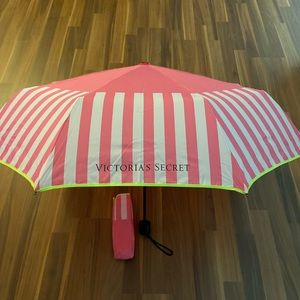 Victoria's Secret folding umbrella